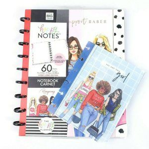 Happy Planner Notes Rongrong Notebook Classic